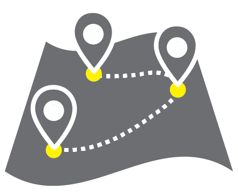 Map Planner Icon